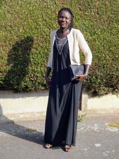 Robe de soitrée 123