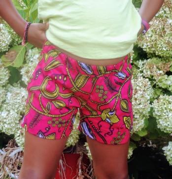 Mini short, Intemporels pour demoiselles