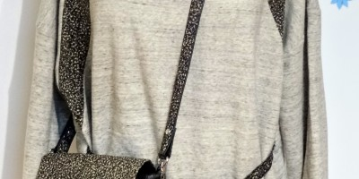 Pull Burda, Sac Mini Sam, Merci giroflée