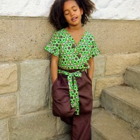 Pantalon et top Burda Kids