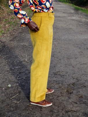 Pantalon Turi, La Maison Victor