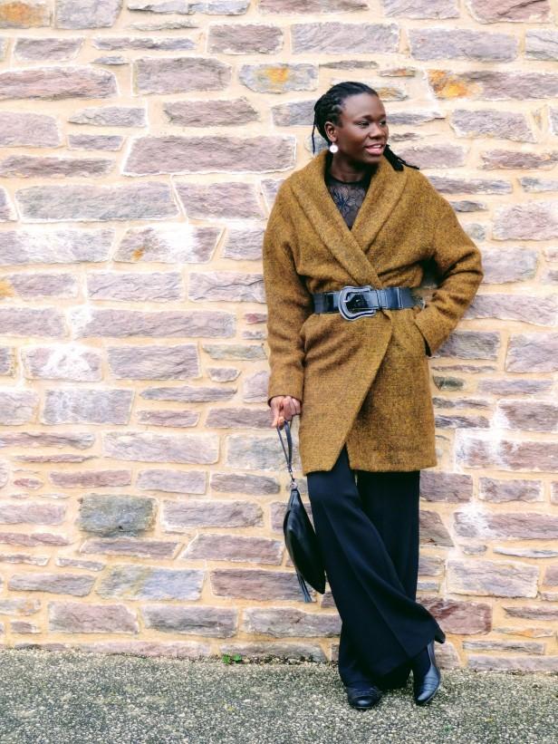 Veste col châle, Burda Style, N°241, Janvier 2020