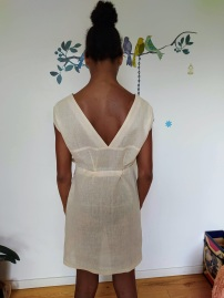 Toile Robe Artesane