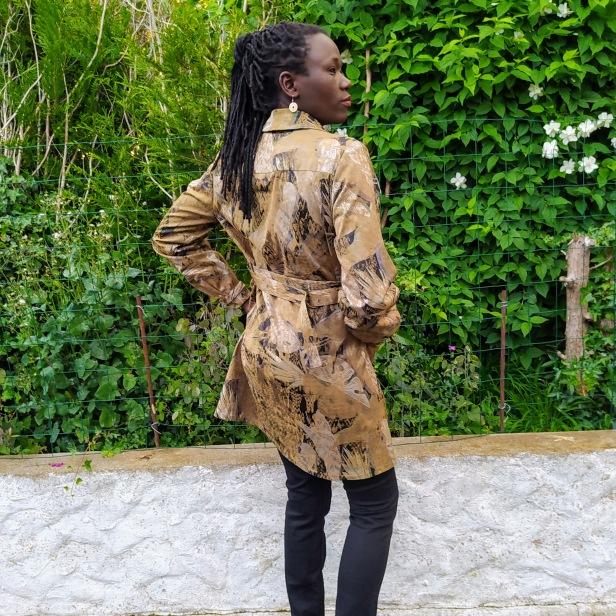 Robe Passiflore, Deer & Doe, Version manteau