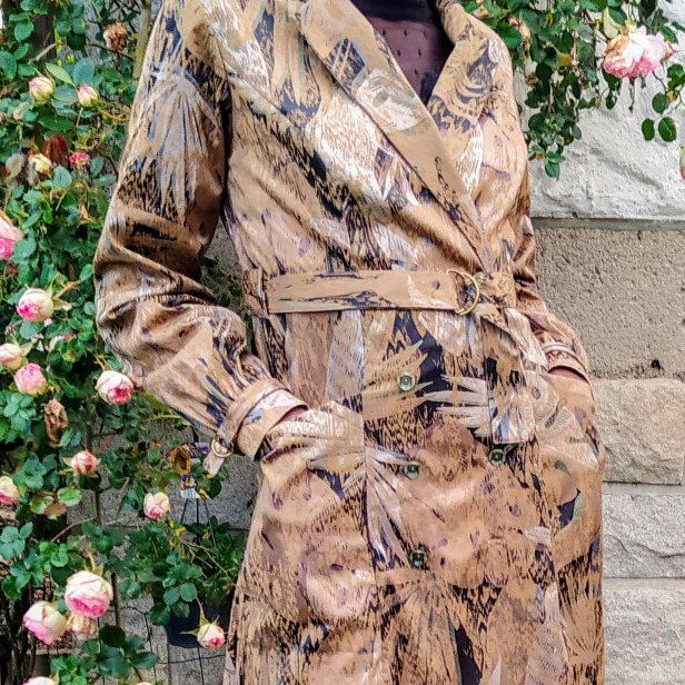 Robe Passiflore, Deer & Doe, Version manteau