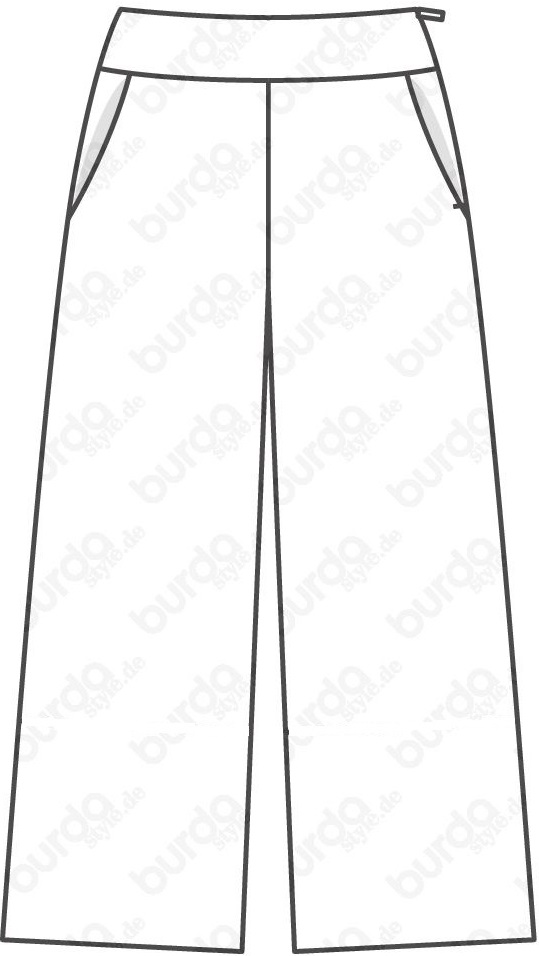 Pantalon Burda Style103