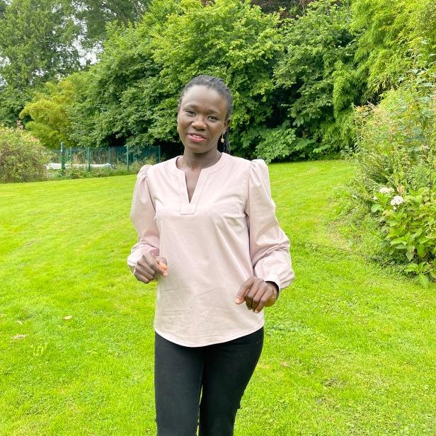 Blouse Rachel, Makerist